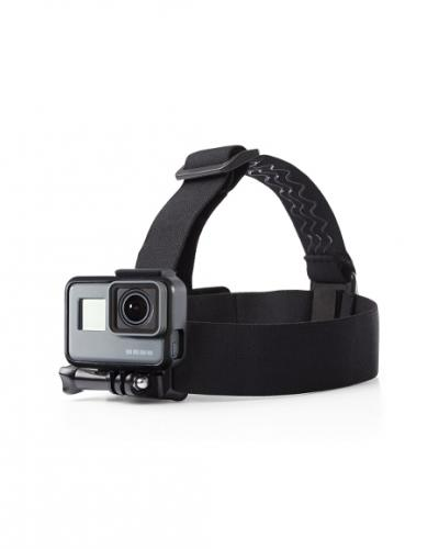 GoPro head strap photo