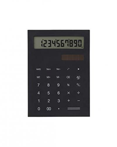A photo of a calculator