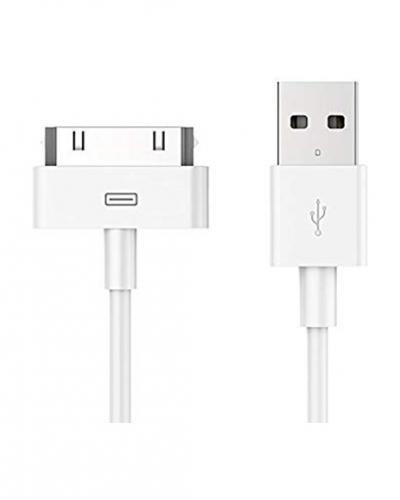 A photo of charger cable for iPhone 4