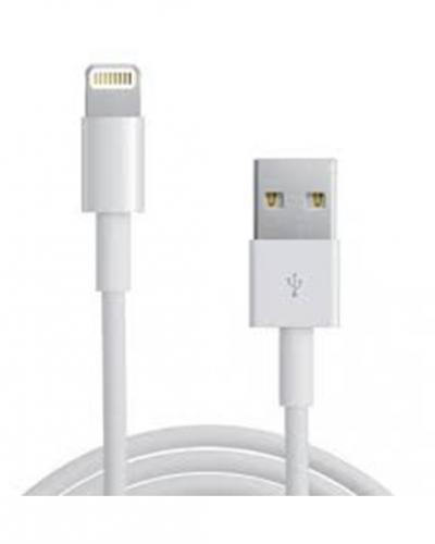 A photo of a charger cable for iPhone lightning