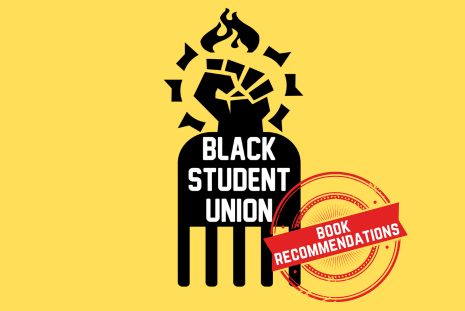 Black Student Union Book Recommendations